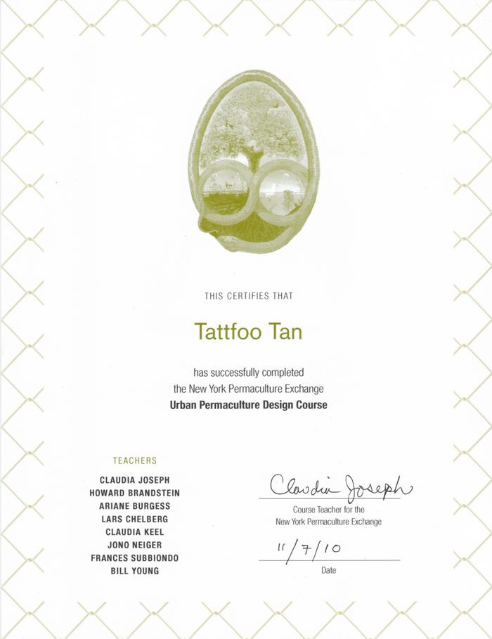 Tattfoo   S.O.S. Steward