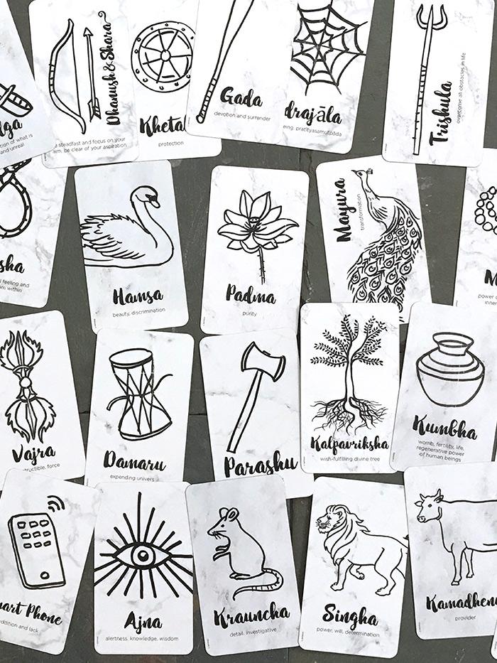 Tattfoo | Resiliency Resiliency Oracle Cards